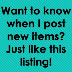 Notifications of New Listings